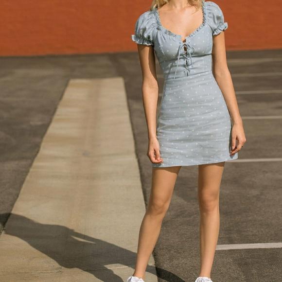 56e5173f9d0 Reformation Klara dress. M 5b8d77192e1478b66775324e